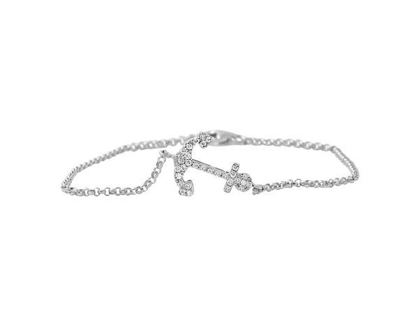 br020 diamond anchor bracelet Dublin Ireland jeweller Commins and Co feature image